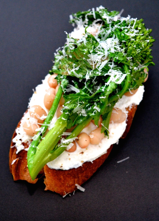 Tenderstem Broccoli With Ricotta, Lemon And Shaved Parmesan Recipes ...