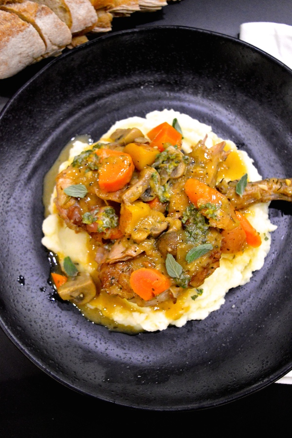 how to cook rabbit stew